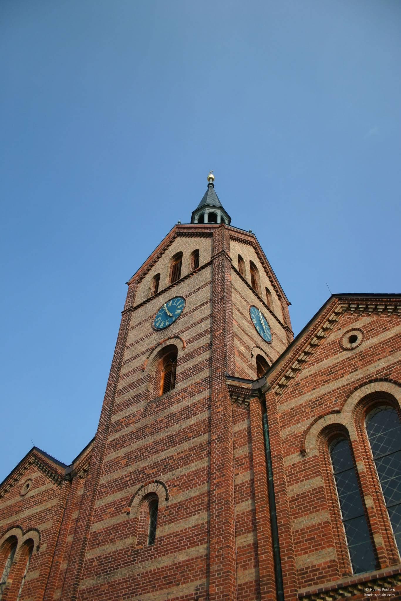Kirche Peitz (Le petit requin)