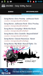 Osons – only song serve App Download For Android 2