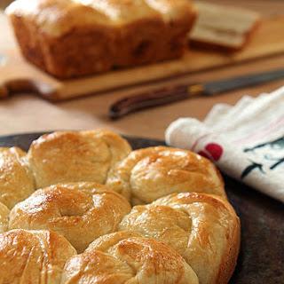 Asian Sweet Bread.
