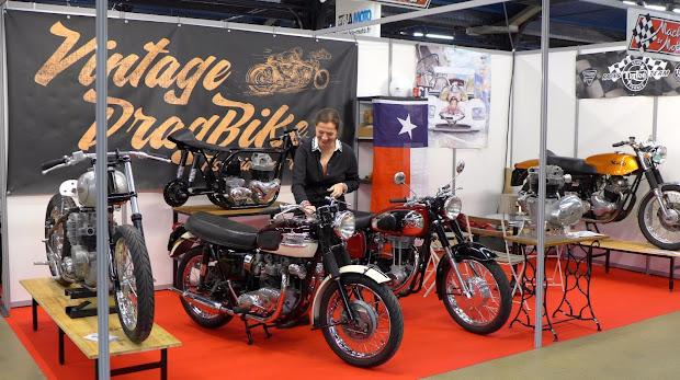 Stand Machines et Moteurs moto Legende 2017