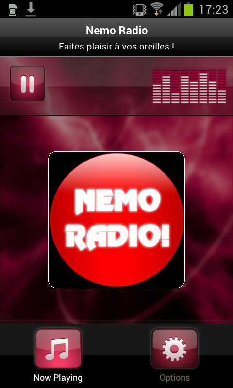 Nemo Radio- screenshot