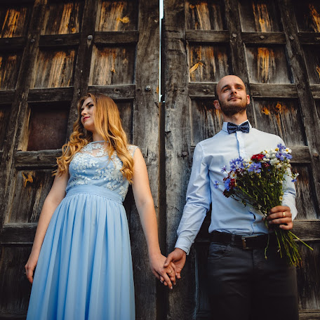 Wedding photographer Oleksandr Yakonyuk (Sanni). Photo of 25.08.2017