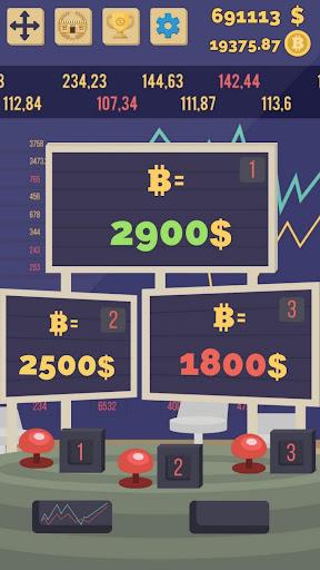 Bitcoin mining simulator  screenshots 2