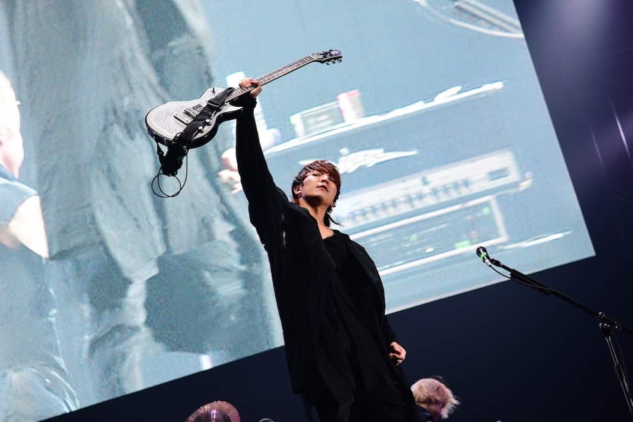 【迷迷現場】COUNTDOWN JAPAN 18/19 Crossfaith 驚喜和 masato ( coldrain )共演翻唱 LINKIN PARK <Faint>