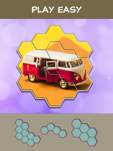 Jigsaw Hexa Block screenshot 9