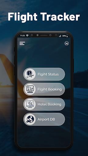 Flight tracker:flight status & flight radar screenshot 1