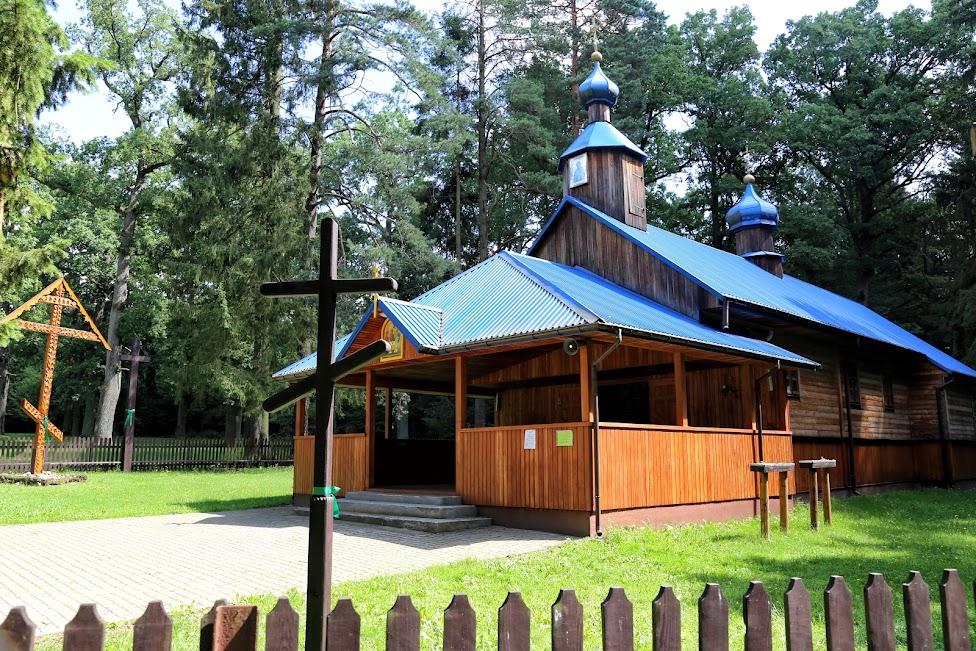 Krynoczka, Podlasie