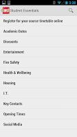Screenshot of iBU
