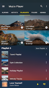 Muzio Player Premium 6.2.0 Mod Apk Download 4