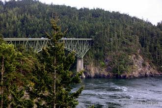 Photo: (Year 2) Day 335 - Deception Pass Bridge (Which Links Fidalgo Island to Whidbey Island)