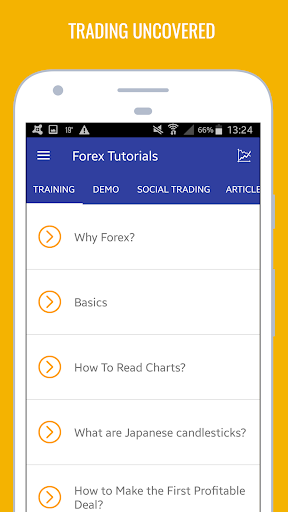 Forex Tutorials - Trading for Beginners  screenshots 2