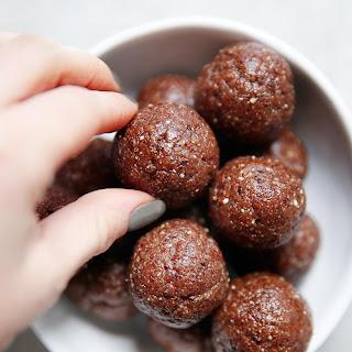 Tart Cherry Coconut Energy Balls Recipe