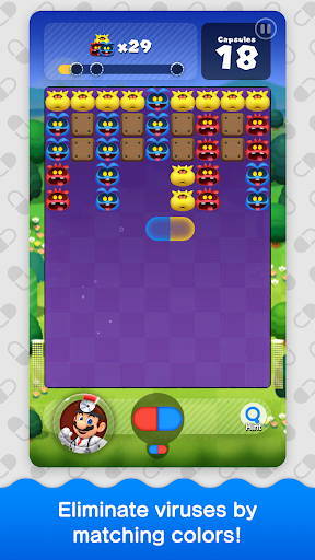Dr. Mario World  screenshots 2