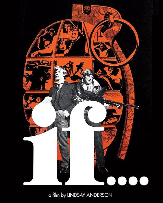 If... (1968, Lindsay Anderson)