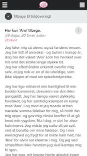 GirlTalk.dk - náhled