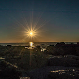 Sunset by Ronel Nel - Landscapes Sunsets & Sunrises