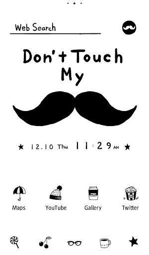Don't Touch My Mustache 1.0.0 Windows u7528 1