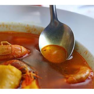 Langoustine Soup