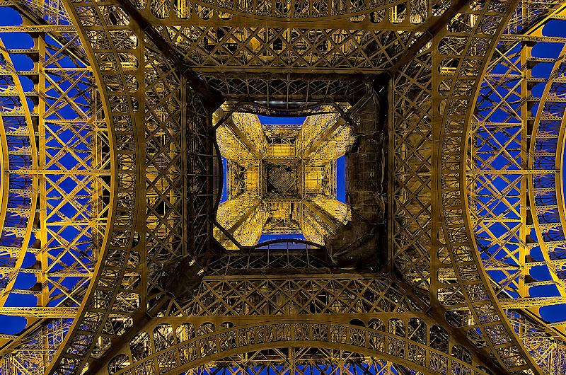 Non la solita Torre Eiffel di Rans78