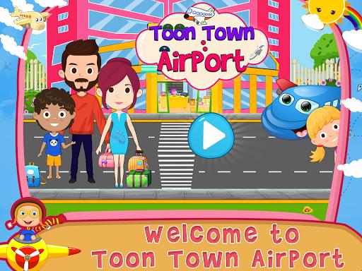 Toon Town - Airport 3.3 screenshots 1