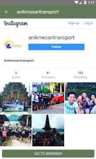 Anik Mesari Transport - náhled