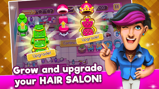 Top Beauty Salon -  Hair and Makeup Parlor Game- screenshot thumbnail