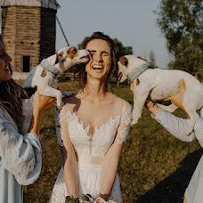 Wedding photographer Marfa Morozova (morozovaWED). Photo of 31.08.2017