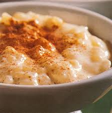 Rice Pudding~ Arroz con Leche