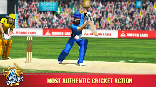 Epic Cricket - Best Cricket Simulator 3D Game  gameplay | by HackJr.Pw 16