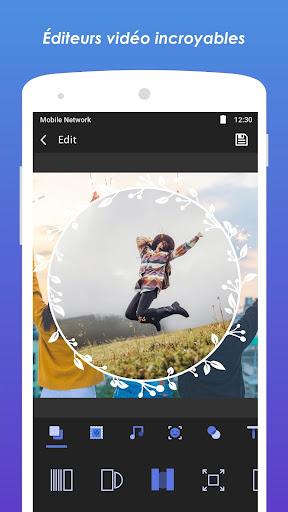 Fabricant de vidéos musicales screenshot 3