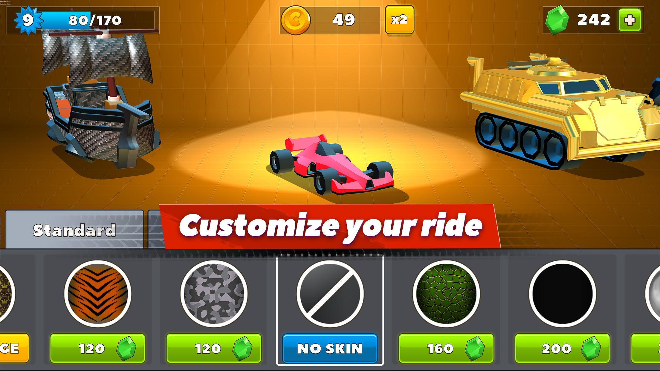 Crash of Cars Mod Apk (Unlimited Money/Gems/Health) Unlocked all Cars 5