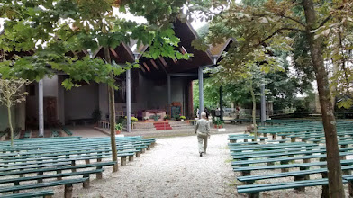 Photo: Marienthal - det udendørs kirkerum