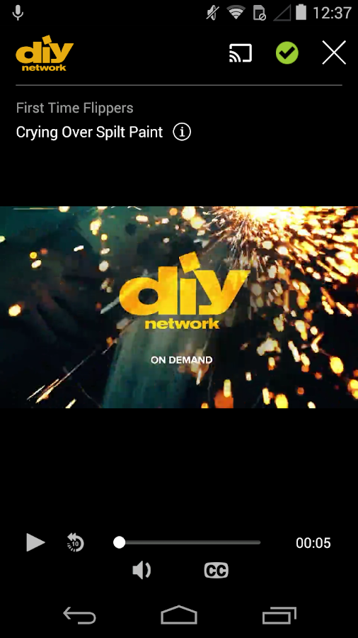 Watch DIY- screenshot