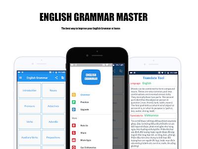 English Grammar Master Handbook (Offline) 2.5 (Premium)