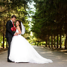 Wedding photographer Olka Khaustova (khaustova). Photo of 08.10.2016
