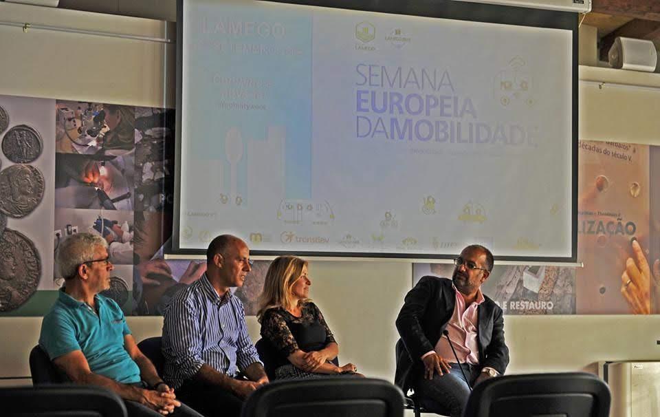 Semana da Mobilidade convida lamecenses a utilizar transportes mais ecológicos