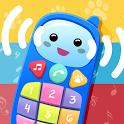 Baby Phone. Kids Game icon