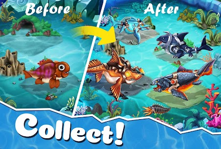 Sea Monster City Mod Apk 12.71 (Unlimited Currency) 3