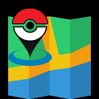 Trainer Map to Pokemon GO