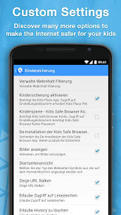 Safe Browser Parental Control App Download For Android and iPhone 8