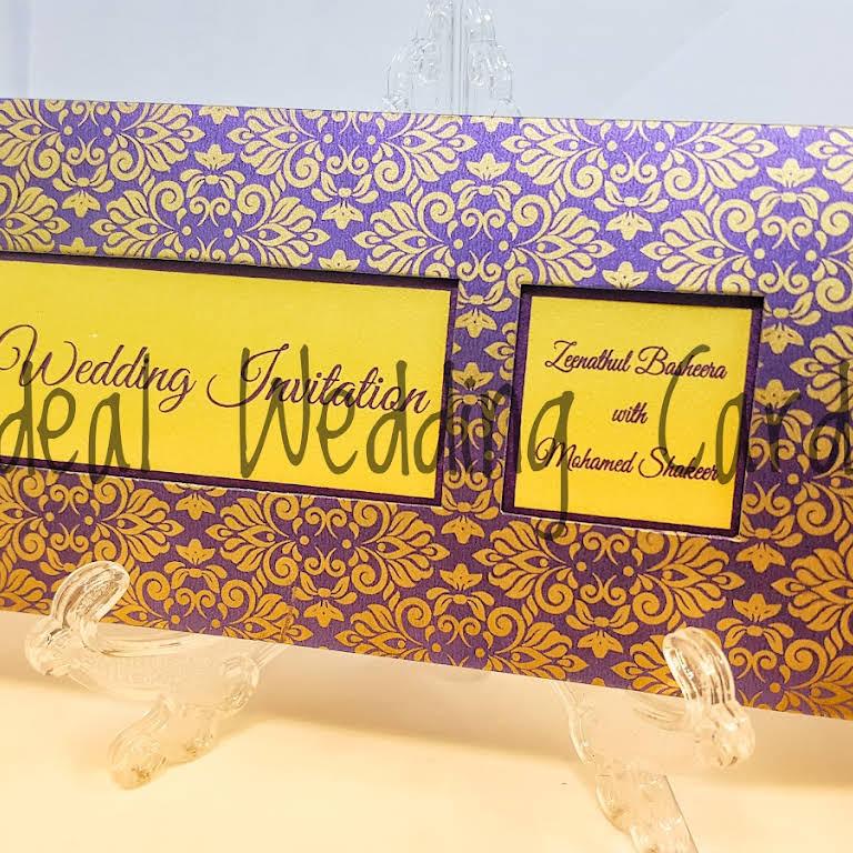 Ideal Wedding Cards Wedding Store In Colombo 11 Sri Lanka