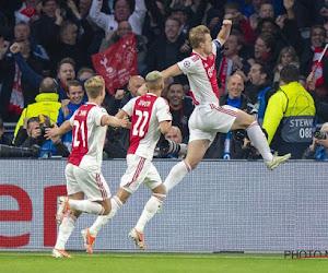 L'Ajax est à nouveau joyeux, mais pas tout à fait champion