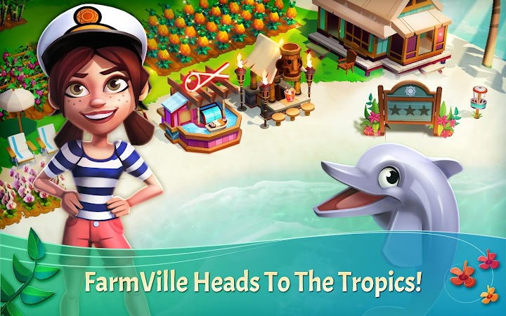 FarmVille: Tropic Escape v1.9.763 [Mod]