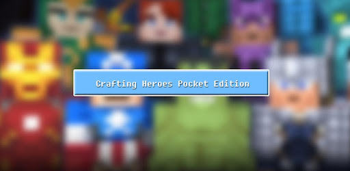 Crafting Heroes : Build House Pocket Edition for PC