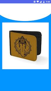 Ganesha Wallet - náhled