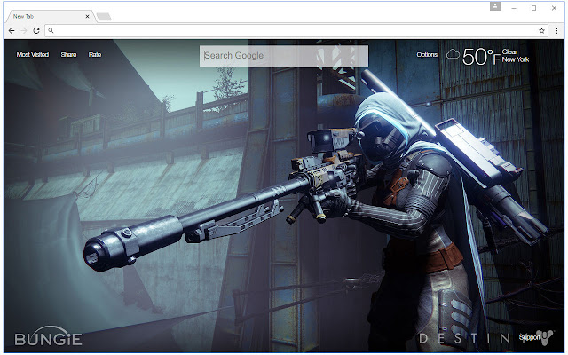 destiny wallpaper hd new tab themes chrome web store