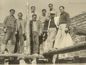 Photo: Trabajadores en el Hotel El Mesón