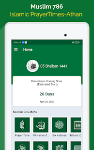 Download Muslim 786+ Islamic Prayer Times, Qibla Compass For PC Windows and Mac apk screenshot 9