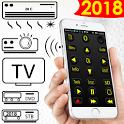 TV & AC & Set Top Box  - Remote control new icon
