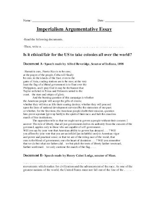 Research Proposal Essay Topics  College Vs High School Essay also Sample High School Essay Global Regents Dbq Essay On Imperialism Online Project Development